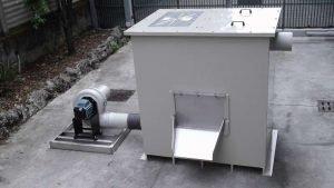 Aktivkohlefilter aus Polyproplen PP Wastewater Treatment
