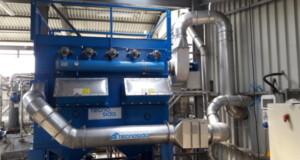ATEX-Filter für Metallbearbeitungsstäube