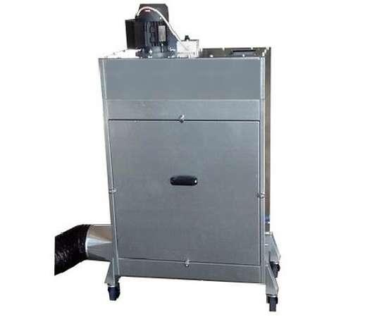 Portable cartridge filter