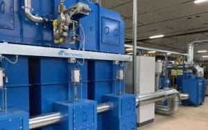 Anwendung 1 Regenerative thermische Abluftreinigung und Vorfiltrationssystemmico rigenerativo e sistema di pre-filtrazione