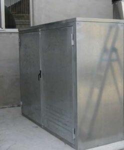 Styrol Filteranlage