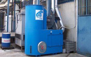 Anwendung 1: Palettierbarer Koaleszenzfilter